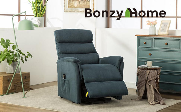 Bonzy Home Power lift Recliner Chair with Message