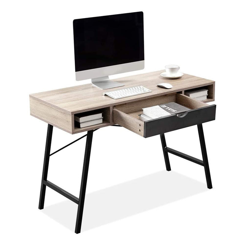 Bonzy Home 43-inch computer desk with drawer