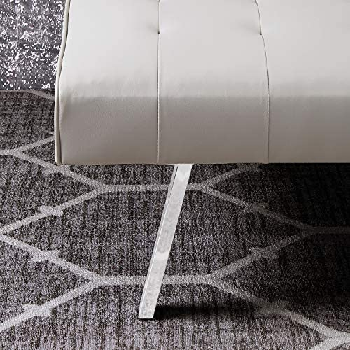 PU Leather Futon Sofa Bed