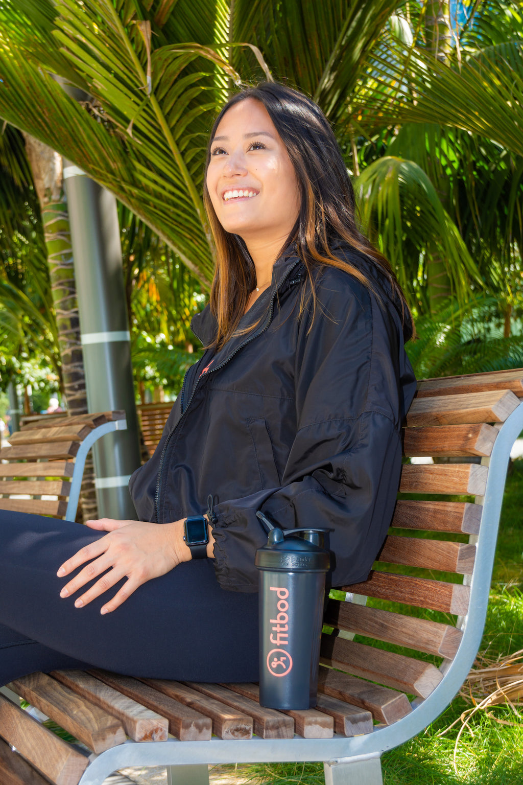 Fitbod Blender Bottle