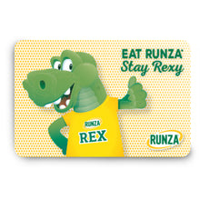 Load image into Gallery viewer, $50 Runza® Gift Cards