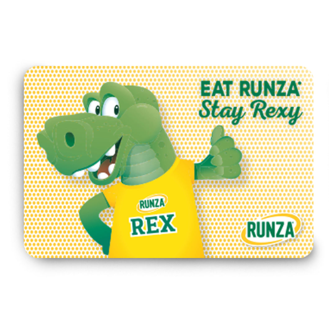 $10 Runza® Gift Cards