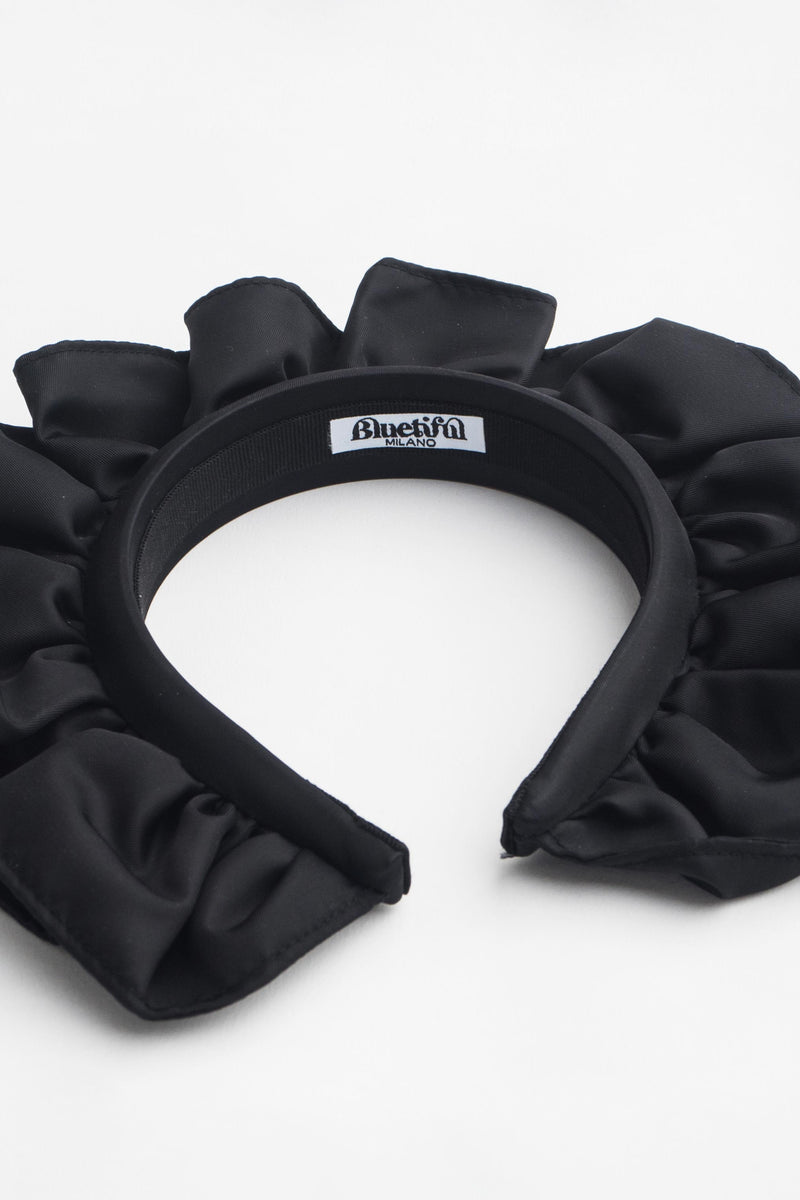 HEADBAND HALO - BLACK