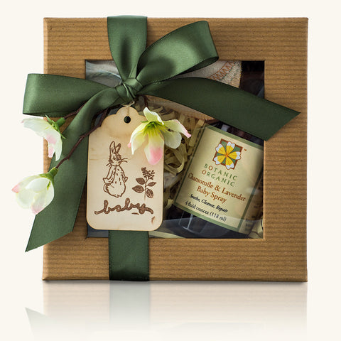 Chamomile & Lavender Baby Care Gift Set