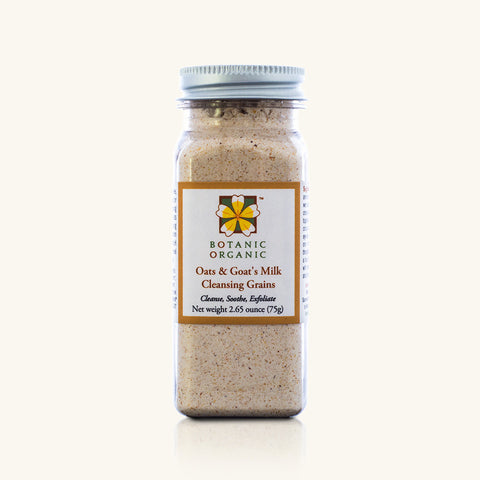 Oats & Goat's Milk Cleansing Grains