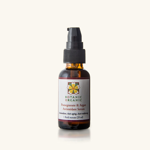 Pomegranate & Argan Antioxidant Oil Serum