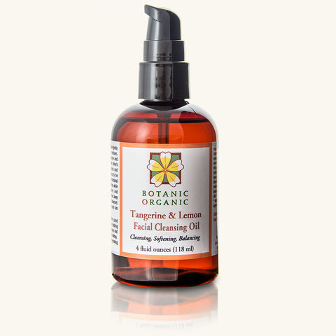 Tangerine & Lemon Facial Cleansing Oil
