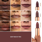 Propa Beauty - Deep Mauve Trio