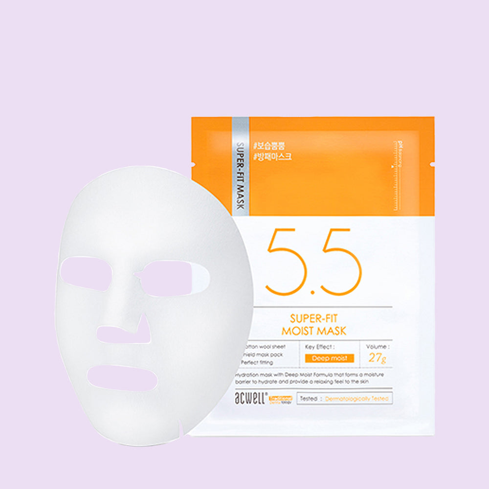 Acwell Super Fit Moist Mask