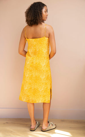 Load image into Gallery viewer, Yellow Sienna Dress
