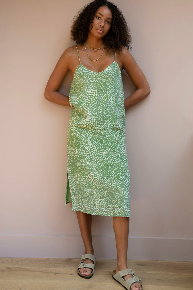 Green Sienna Dress