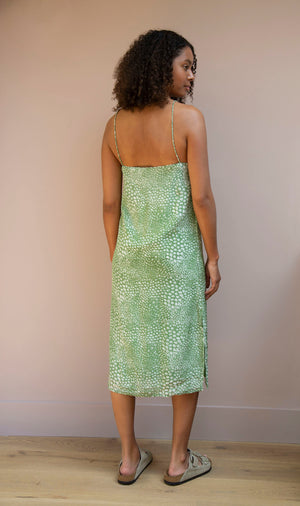 Load image into Gallery viewer, Green Sienna Dress
