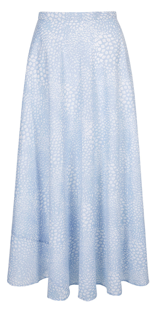 Load image into Gallery viewer, Blue Tallulah Skirt