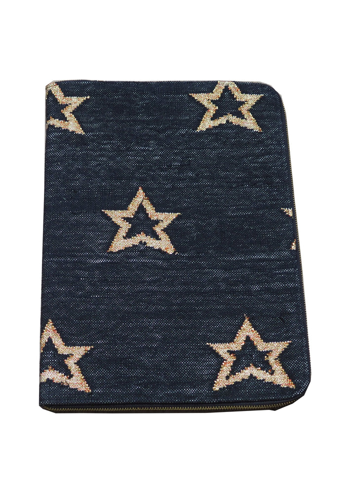Black Star Laptop Case