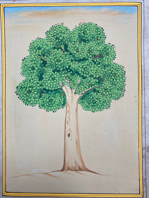 Load image into Gallery viewer, Tree Painting (8)