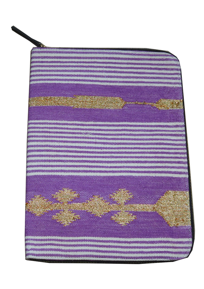 Purple Laptop Case