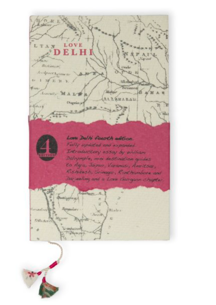 Love Travel Book - Delhi