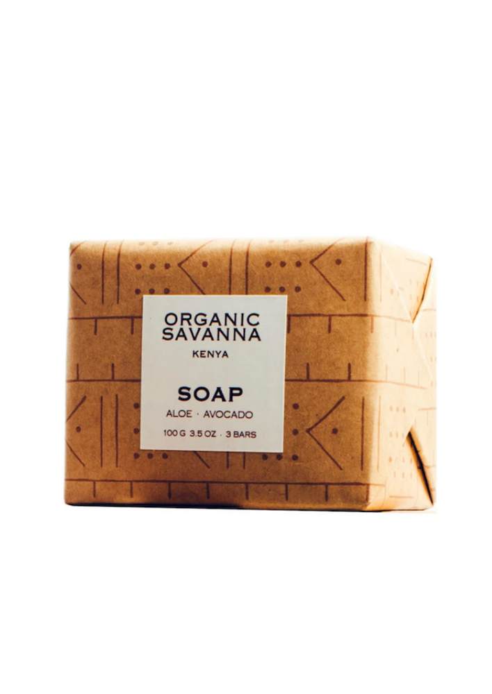 Load image into Gallery viewer, Organic Savanna Natural Soap