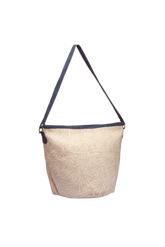 Load image into Gallery viewer, Mint Coral Bucket Bag