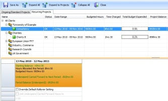 Timesheet Xpress Leave and Flexitime Management