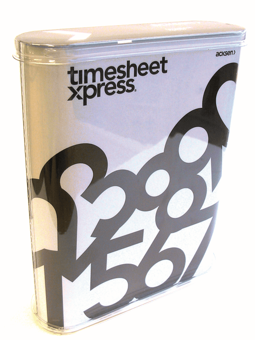 Timesheet Xpress - New Licence