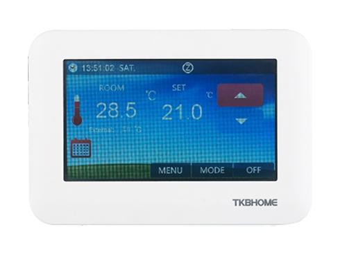 Z-Wave Plus TKB Thermostat for Floor Heating - TZE96 New TKB