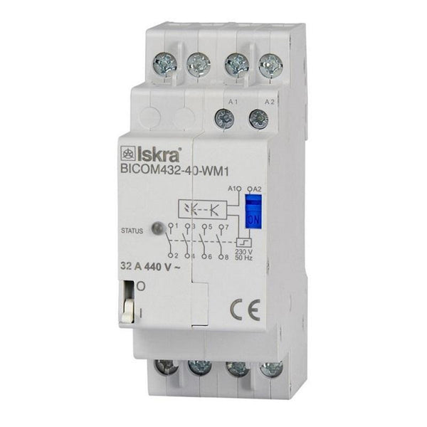 Qubino 32A Bistable Switch for Smart Meter Migration_Electric Meters Qubino