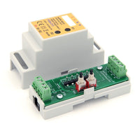 Eutonomy euFIX Adapter DIN for Fibaro Single Switch 2 (with Push-Buttons) Migration_Modules Eutonomy