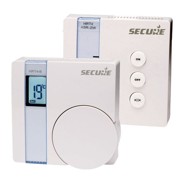 Z-Wave Secure Wall Thermostat & Receiver Set - Gen5 Migration_Thermostats Secure