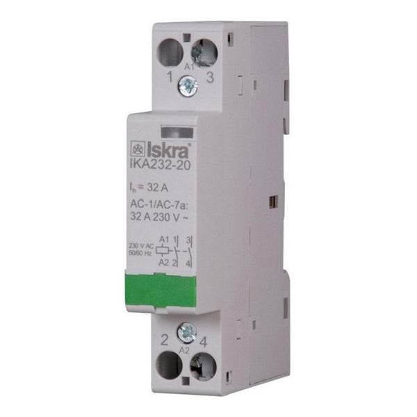 Qubino 32A Contactor for Smart Meter Migration_Electric Meters Qubino