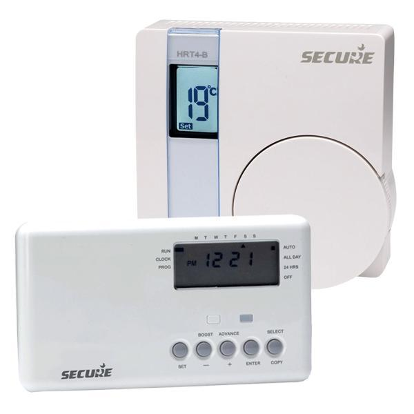 Z-Wave Secure 7 Day Time Control and RF Room Thermostat Migration_Thermostats Secure