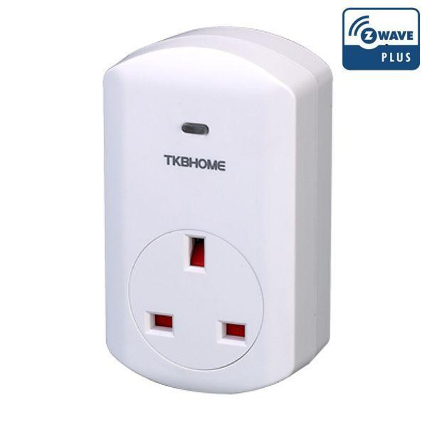 Z-Wave TKB On/Off Switch Socket - GEN5 Migration_Sockets TKB
