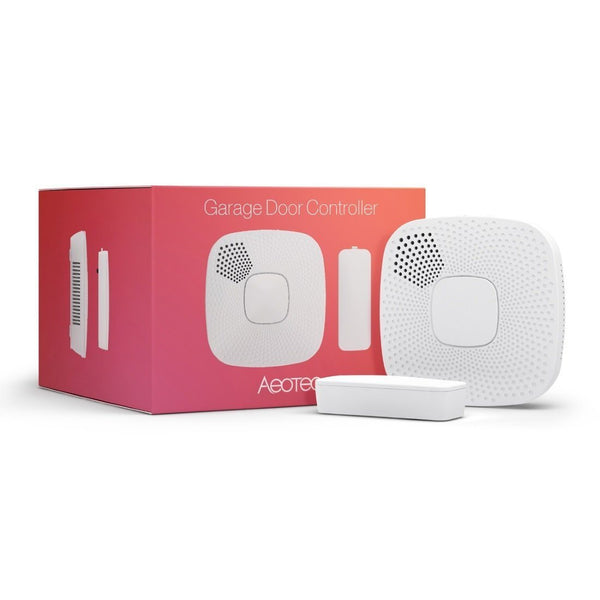 Z-Wave Plus Aeotec Garage Door Controller Migration_Gate & Garage Controllers Aeotec