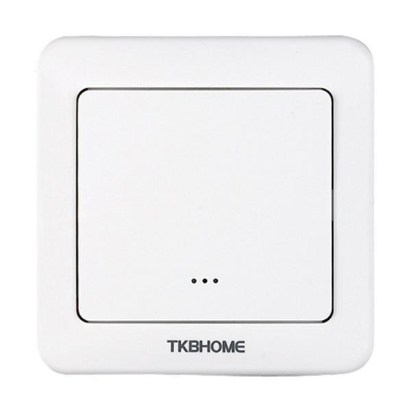 Z-Wave TKB Single Paddle Wall Dimmer TZ35S - Gen5 Migration_Wall Switches TKB