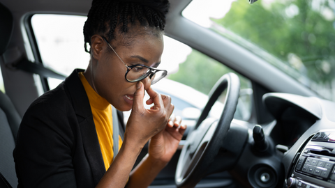 How to get rid of the worst odors in your car
