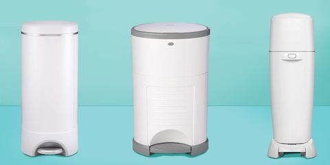 How to eliminate the smell from diaper pails