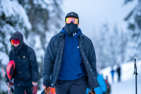 How to freshen up winter gear