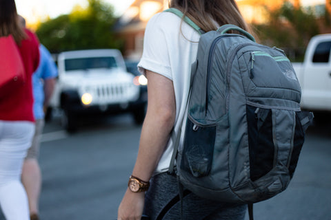 How to deodorize a backpack without washing it