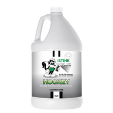 Load image into Gallery viewer, The Stink Solution Hockey Coconut Lime Odor Eliminating Spray Gallon