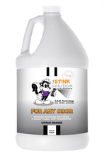 Load image into Gallery viewer, The Stink Solution Citrus Orange Odor Eliminating Spray Gallon