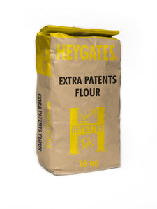 Extra Patents Flour 16kg strong bread and pizza flour