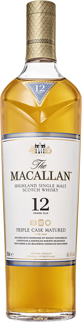 McCallan 12yo Scotch 700ml