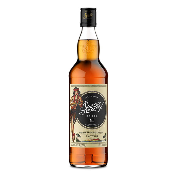 Sailor Jerry's Spiced Rum 700ml