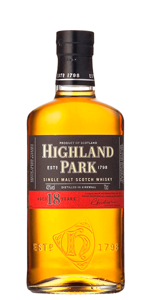 Highland Park 18yo Scotch 700ml