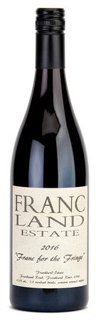 Frankland Estate Franc for the Fringe