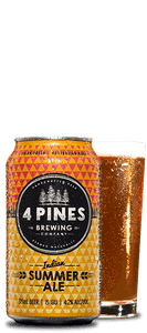 4 Pines Indian Summer Ale 375ml x 16
