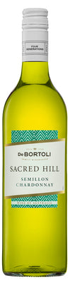 Sacred Hill Unwooded Chardonnay- 12 bottles