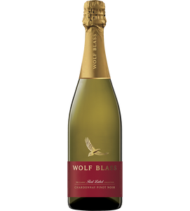 Wolf Blass Red Label Chardonnay Pinot Noir Sparkling NV
