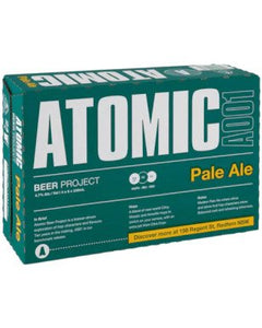 Atomic Beer Project Pale Ale Cans 330ml x 24