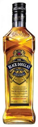 The Black Douglas Scotch 700ml